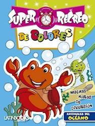 Papel Super Recreo De Colores Animales Del Oceano