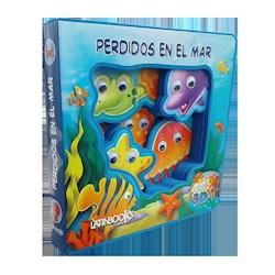 Libro Ojos Locos 3D - Perdidos En El Mar