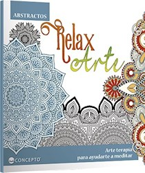Libro Relax Arte : Abstracto