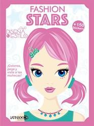 Libro Fashion Stars - Dise/A Tu Estilo