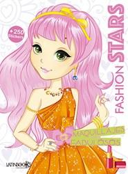 Libro Fashion Stars - Maquillajes Fabulosos