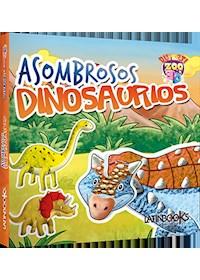 Papel Asombrosos Dinosaurios