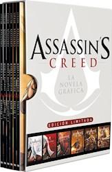 Libro Assassin'S Creed - Edic Limitada C/Estuche X 6