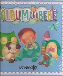 Libro El Album Del Bebe  -Celeste