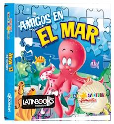 Libro Puzzle Animalitos - Amigos Del Mar