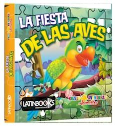 Libro Puzzle Animalitos - La Fiesta De Las Aves