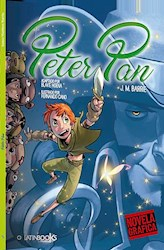 Papel Peter Pan Novela Grafica