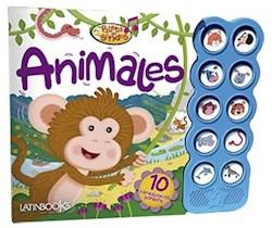 Libro Paleta De Sonidos - Animales