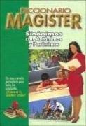 Papel Diccionario Magister Sinonimos Con Antonimos