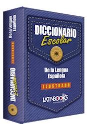 Papel Diccionario Escolar De La Lengua Española Ilustrado