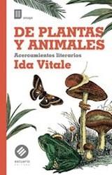 Papel De Plantas Y Animales