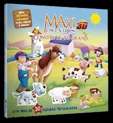 Libro Maxi Escenarios - Construye Tu Granja