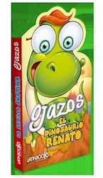 Papel Ojazos El Dinosaurio Renato
