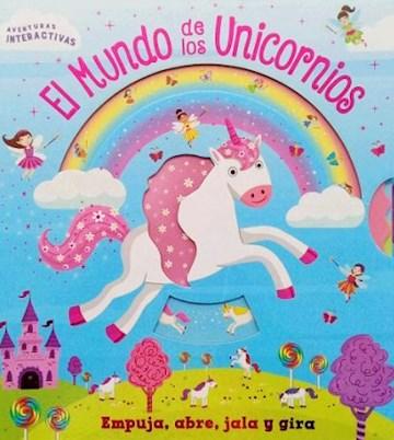 Papel El Mundo De Los Unicornios
