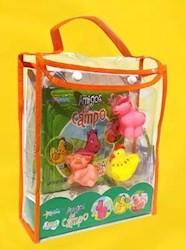 Libro Amigos Del Campo Entre Burbujas -Aqualibros