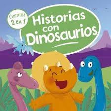 Libro Historias Con Dinosaurios