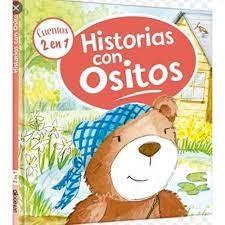 Libro Historias Con Ositos