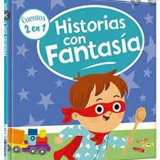 Libro Historias Con Fantasias