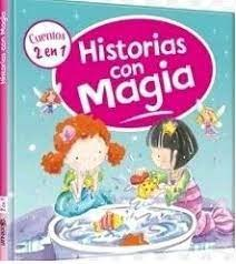 Libro Historias Con Magia