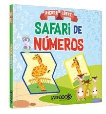 Papel Piedra Libre - Safari De Numeros