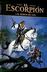 Libro Ok Books  - El Escorpion 2 - El Secreto Del Papa