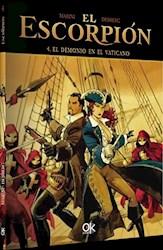 Libro Ok Books  - El Escorpion 4 - El Demonio Del Vaticano