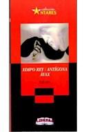 Papel EDIPO REY / ANTIGONA / AYAX (COLECCION ANTARES)