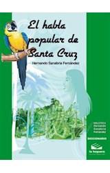 E-book El habla popular de Santa Cruz