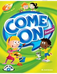 Libro Come On Everyone Student Book 2 With Dvd-Rom And Mp3 Cd