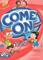 Libro Come On Everyone Student Book 3 With Dvd-Rom And Mp3 Cd