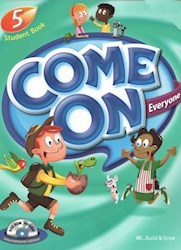 Libro Come On Everyone Student Book 5 With Dvd-Rom And Mp3 Cd