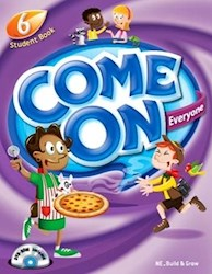 Libro Come On Everyone Student Book 6 With Dvd-Rom And Mp3 Cd