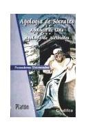 Papel APOLOGIA DE LISIS  -  APOLOGIA DE ALCIBIADES  -  APOLOGIA D