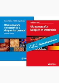 Papel+Digital Ultrasonografía En Obstetricia Y Diagnóstico Prenatal +Ultrasonografía Doppler En Obstetricia E-Book