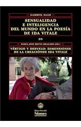 E-book Sensualidad e inteligencia del mundo en la poesía de Ida Vitale