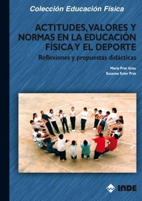 E-book Actitudes, Valores Y Normas En La Educación Física Y El Deporte