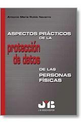 E-book Aspectos prácticos de la protección de datos de las personas físicas