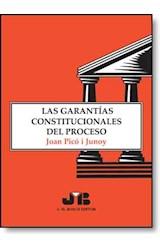 E-book Las Garantías constitucionales del proceso