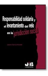 E-book Responsabilidad solidaria y el levantamiento del velo en la jurisdicción social