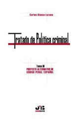 E-book Tratado de Política criminal - Tomo 3