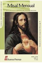 E-book Misal Mensual Junio 2014