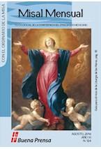 E-book Misal Mensual Agosto 2014