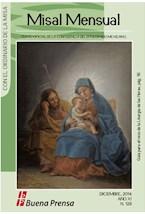 E-book Misal Mensual Diciembre 2014