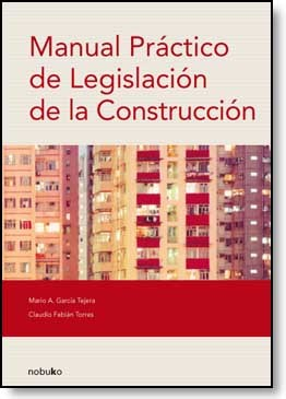 E-book Manual Practico De Legislacion De La Construccion