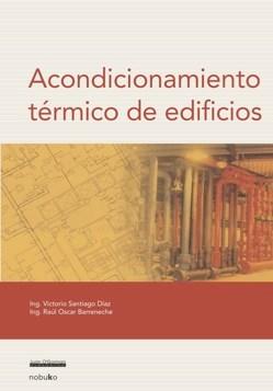 E-book Acondicionamiento Térmico De Edificios