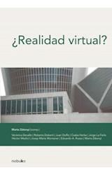 E-book REALIDAD VIRTUAL