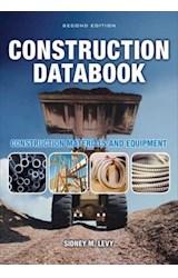 E-book Construction Databook : Construction Materials and Equipment