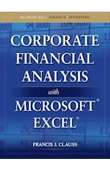 E-book Corporate Financial Analysis with Microsoft Excel