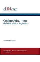 E-book Código Aduanero de la República Argentina