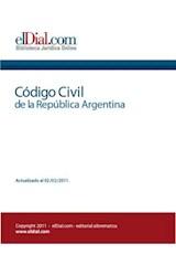 E-book Código Civil de la República Argentina